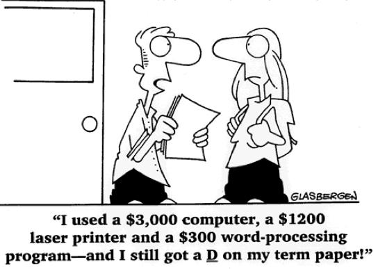 term paper jokes